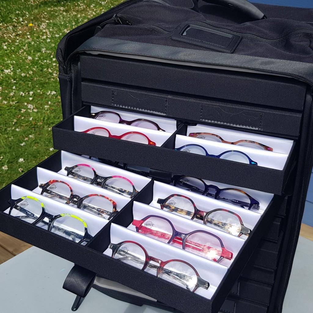 Large gamme de lunettes